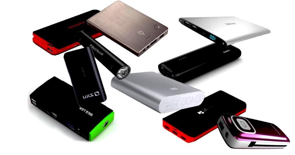 Ejemplos de merchandising: powerbanks personalizados