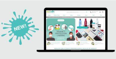 Estrenamos home page y menu de navegacion